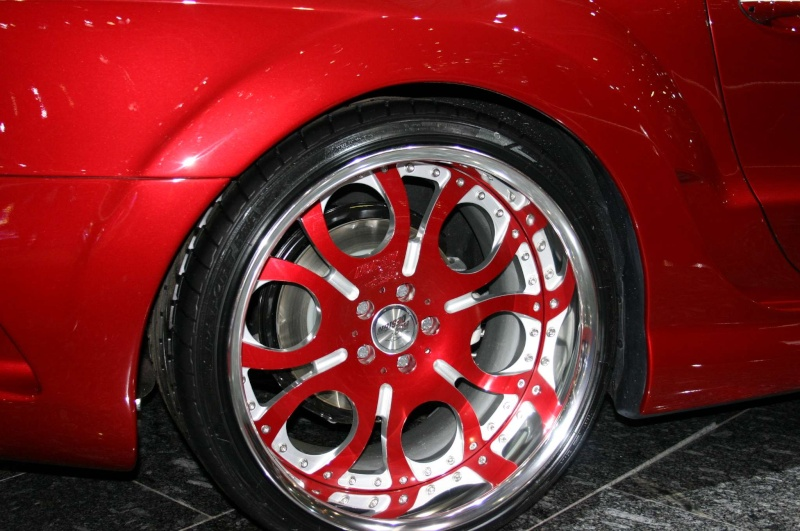 [Photos] Galerie : La Mercedes SL R230 Merced64