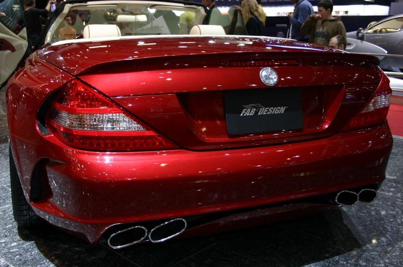 [Photos] Galerie : La Mercedes SL R230 Merced65