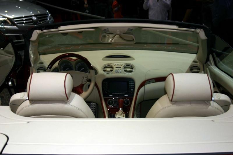 [Photos] Galerie : La Mercedes SL R230 Merced66