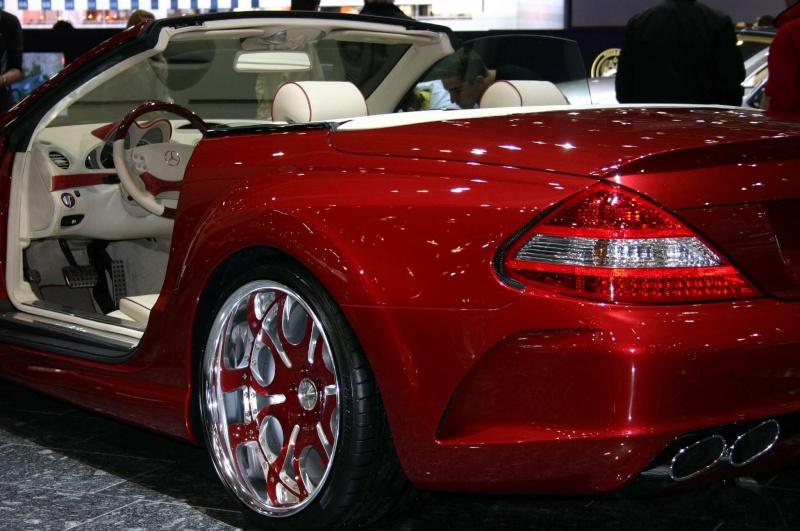 [Photos] Galerie : La Mercedes SL R230 Merced67