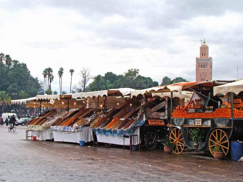 Escapade à Marrakech et ses environs ... sous la pluie Marrak11