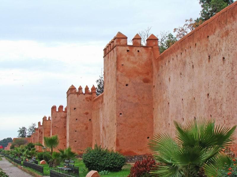 Escapade à Marrakech et ses environs ... sous la pluie Marrak13