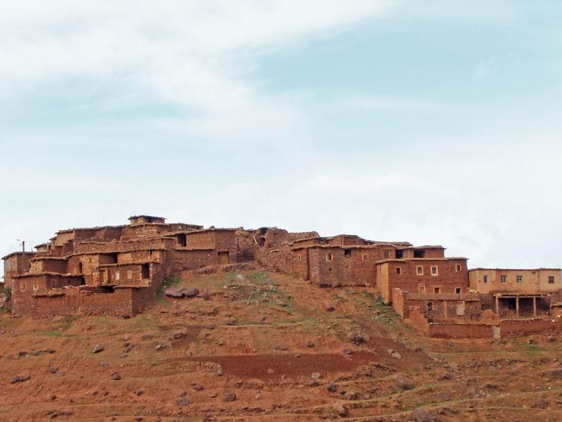 Escapade à Marrakech et ses environs ... sous la pluie Marrak18