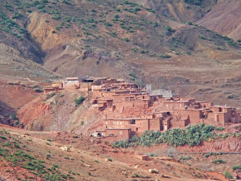 Escapade à Marrakech et ses environs ... sous la pluie Marrak19