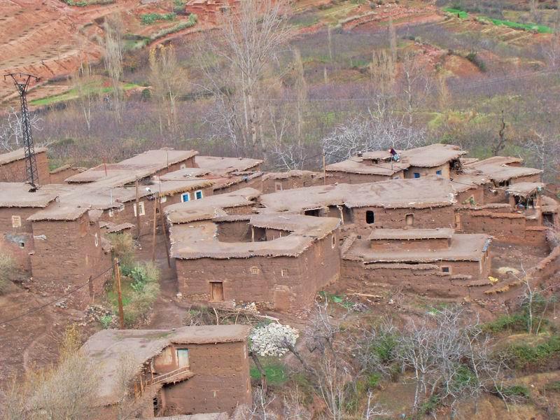 Escapade à Marrakech et ses environs ... sous la pluie Marrak21
