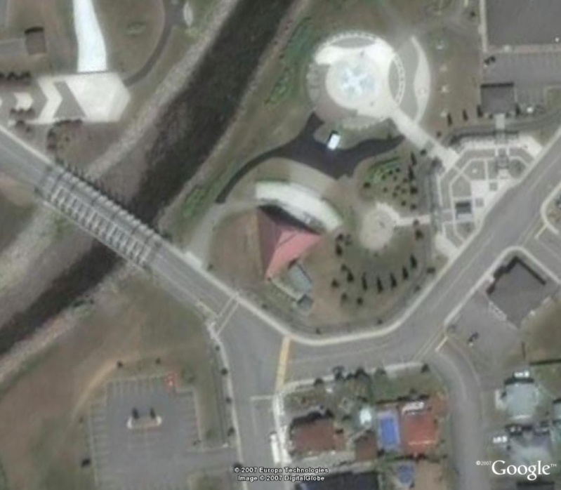 Défis: pyramide des HAHA- La Baie- Québec- Canada [ trouvé ] Hihi10