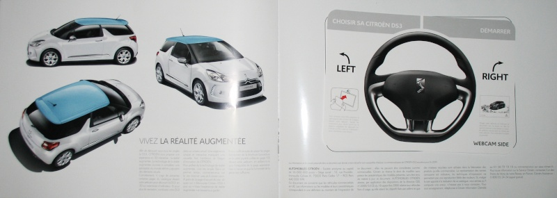 [DOCUMENTATION] Citroën DS3 1012
