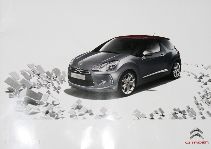 [DOCUMENTATION] Citroën DS3 114