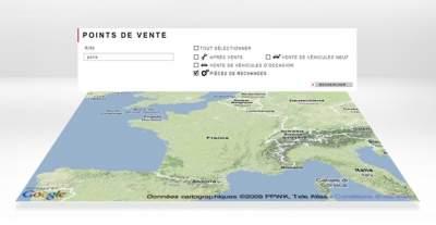 [Dossier] Stratégie web de Citroën 400x2010