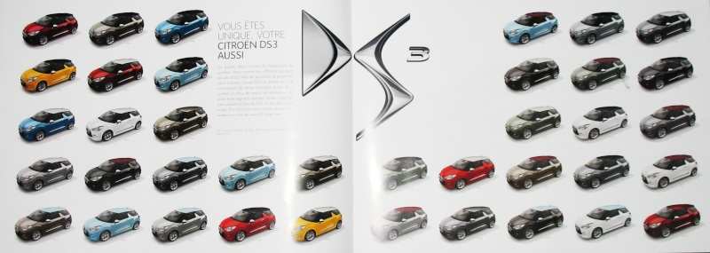 [DOCUMENTATION] Citroën DS3 413
