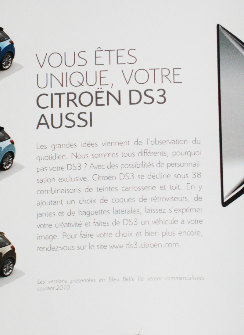 [DOCUMENTATION] Citroën DS3 512