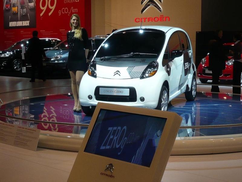 [SALON] Brussels 2010 - European Motor Show C-zero11