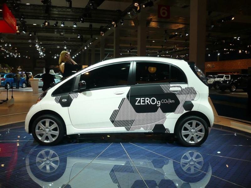 [SALON] Brussels 2010 - European Motor Show C-zero12