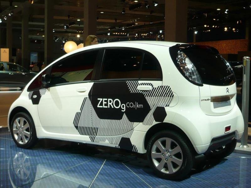 [SALON] Brussels 2010 - European Motor Show C-zero13