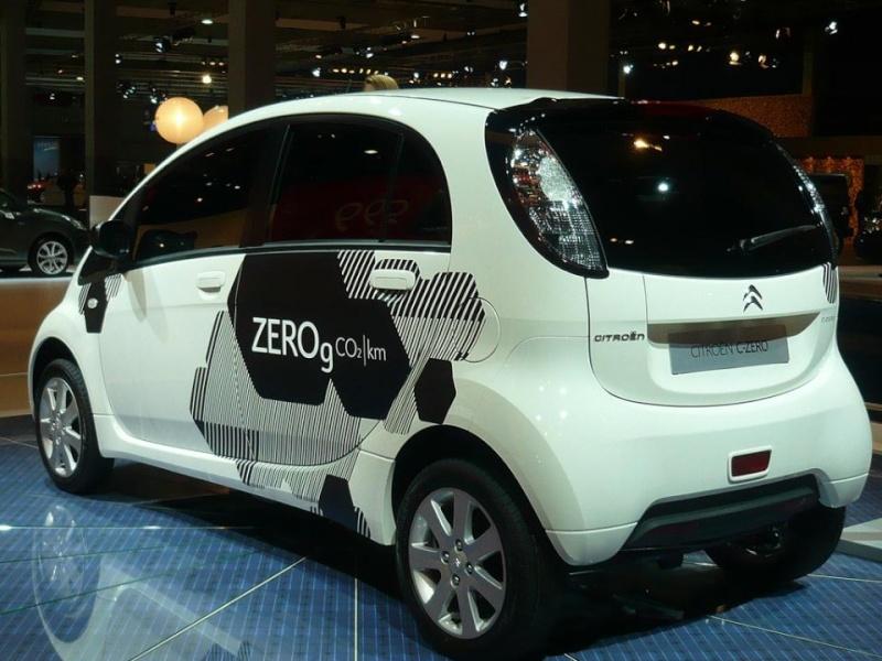 [SALON] Brussels 2010 - European Motor Show C-zero14