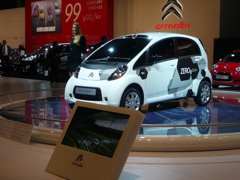 [SALON] Brussels 2010 - European Motor Show C-zero15