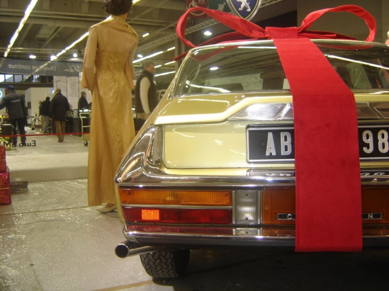 [SALON] Retromobile 2010 Citroe27
