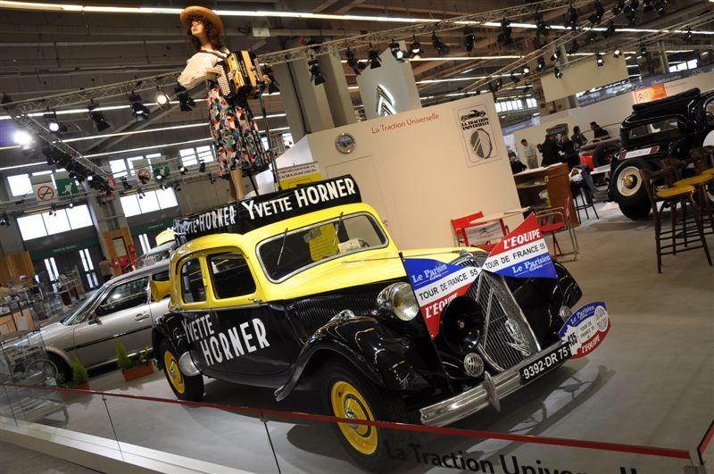 [SALON] Retromobile 2010 Citroe36