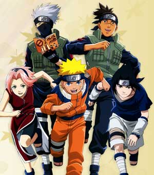 Naruto RPGame