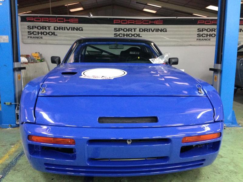 Evolution de notre voiture de piste : 944 Turbo Cup  - Page 3 Img_3010