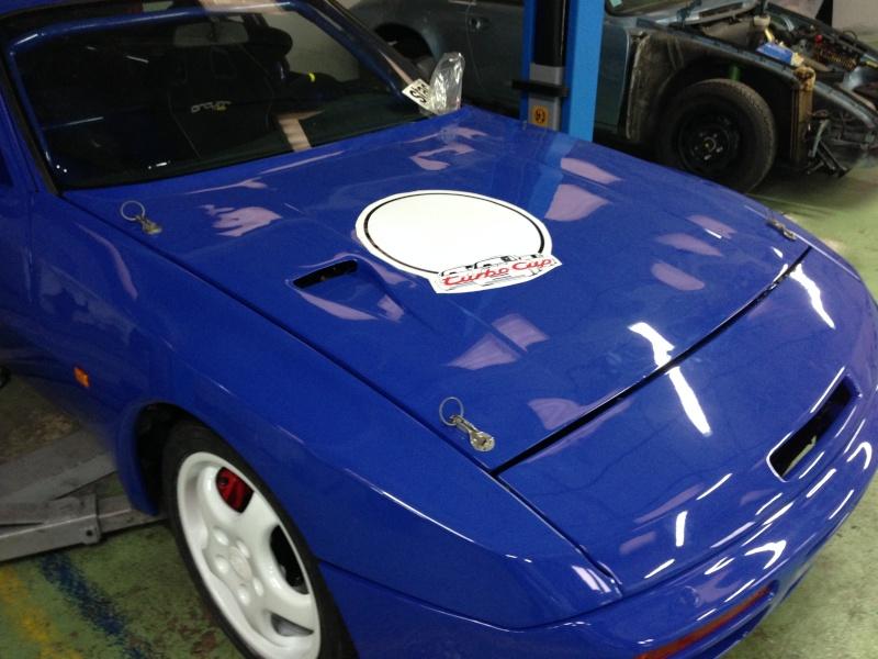 Evolution de notre voiture de piste : 944 Turbo Cup  - Page 3 Img_3011