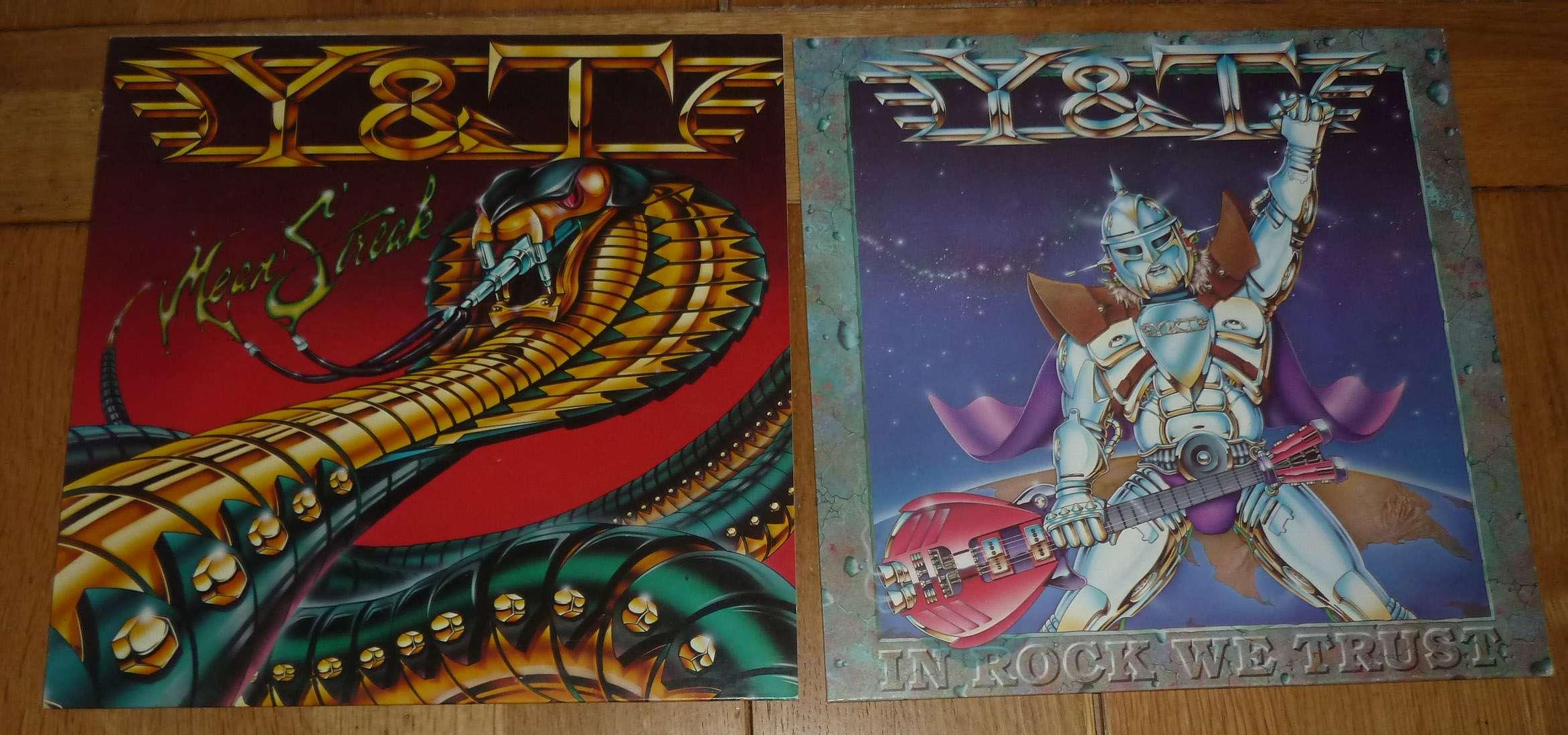 "Y & T   ""Earthshaker"" (1981) P1170113"