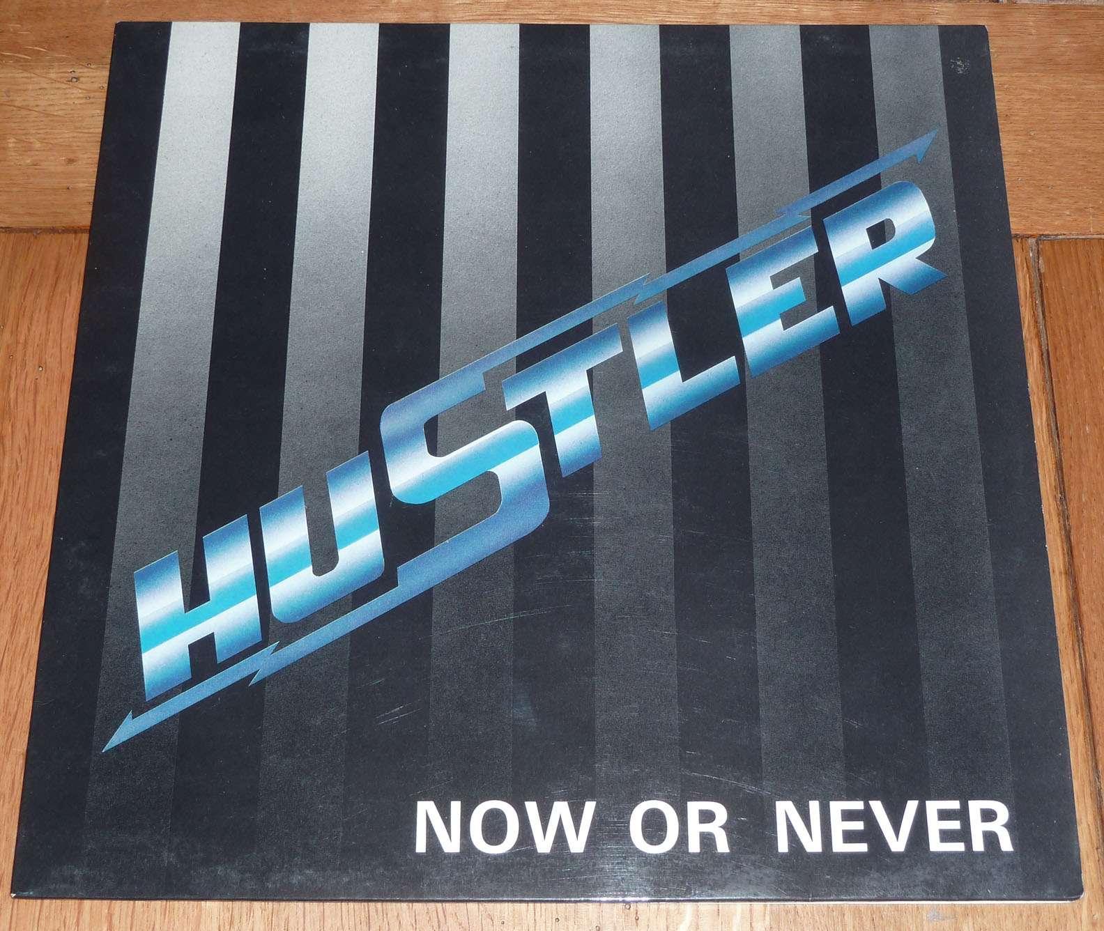 HUSTLER No Or Never (1985) France  P1170313