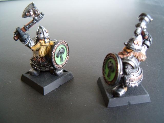 Boehm's Enterprizing Dwarfs Band610