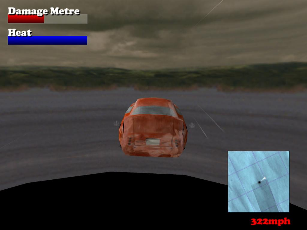 Driver: You are the wheel-man. Fastes10