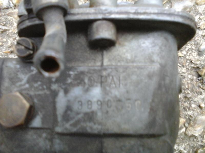 Réfection préparation moteur pour ma 203 20150515