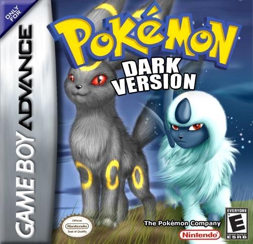 Pokémon version dark Dark_f10