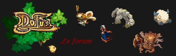 Dofus : le forum