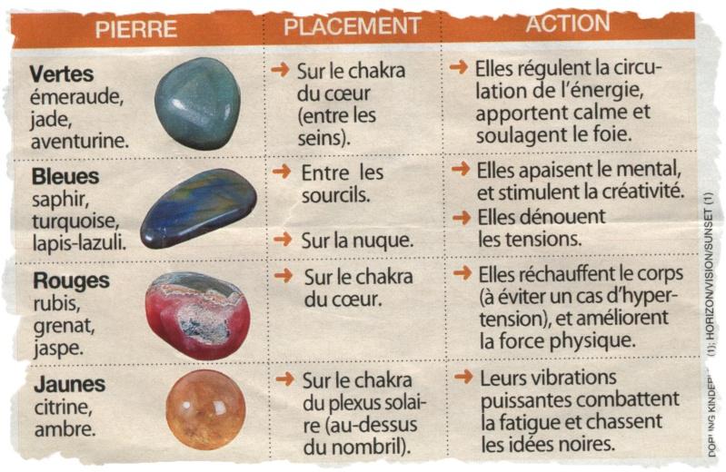 La médecine par les pierres Pierre10