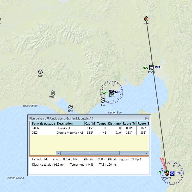 alaska mission 7 PAUN-GSZ Trajet18
