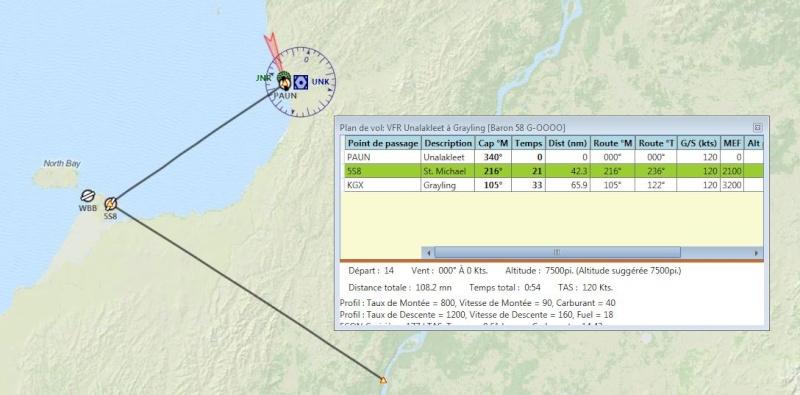 alaska mission 2 PAUN-5S8-KGX Trajet25