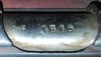 Carabine TOZ-8-01 ? P111