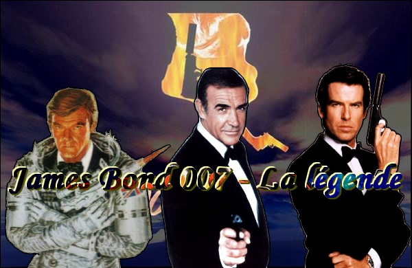 James Bond 007 - La légende