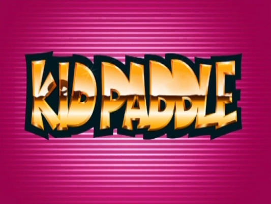 Paddle maniakids
