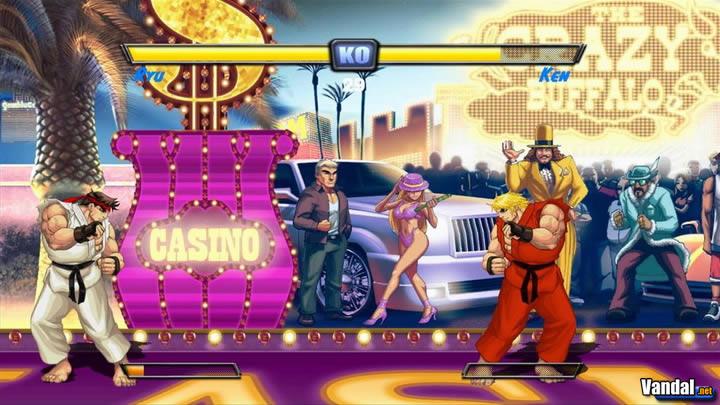 Primeras imágenes de Super Street Fighter II Turbo HD 20071010