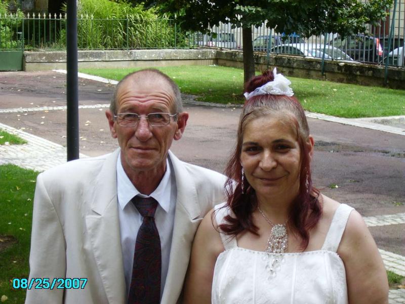 MOI  DAUPHINOIS  VOICI  QUELQUES  PHOTOS  DE  MON  MARIAGE Mariag10