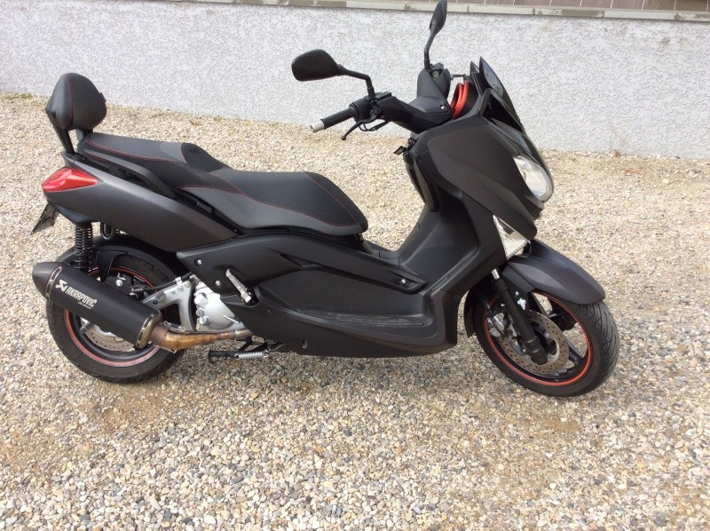 Xmax Sport black 250cc Img_0310