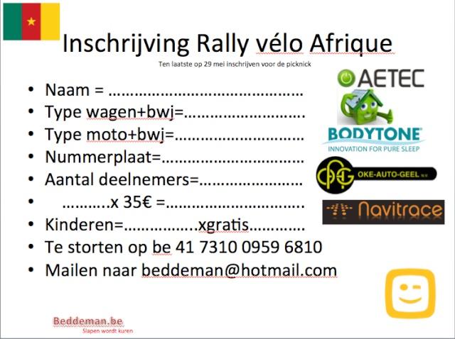 Rally Vélo Afrique (7 juni 2015) Rally_11