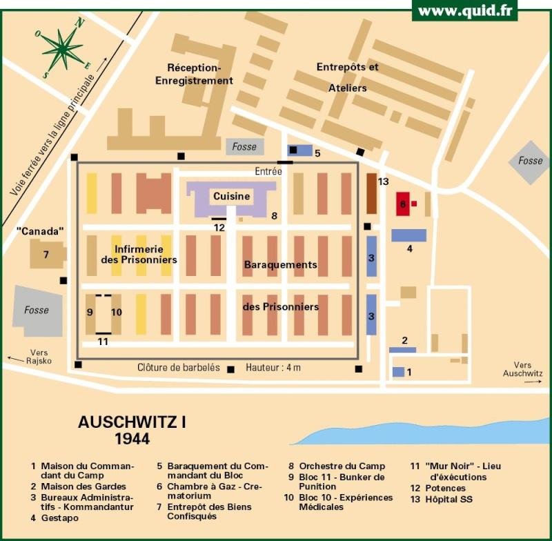 Camps de concentration et d'extermination - Page 3 Auschw11
