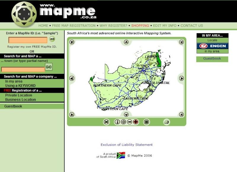 Services de cartographie en ligne : lequel choisir ? - Page 2 South_10