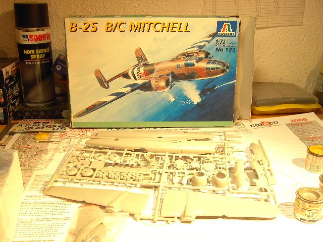 B-25C mitchell Pict8811