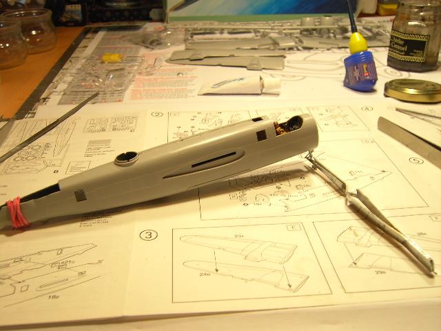 B-25C mitchell Pict8818