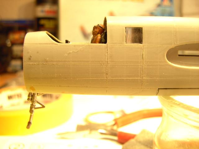 B-25C mitchell Pict8823