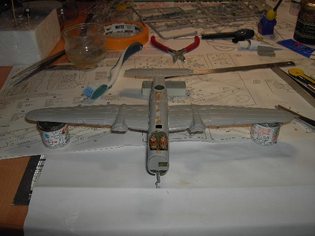 B-25C mitchell Pict8824