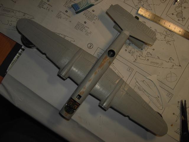 B-25C mitchell Pict8825