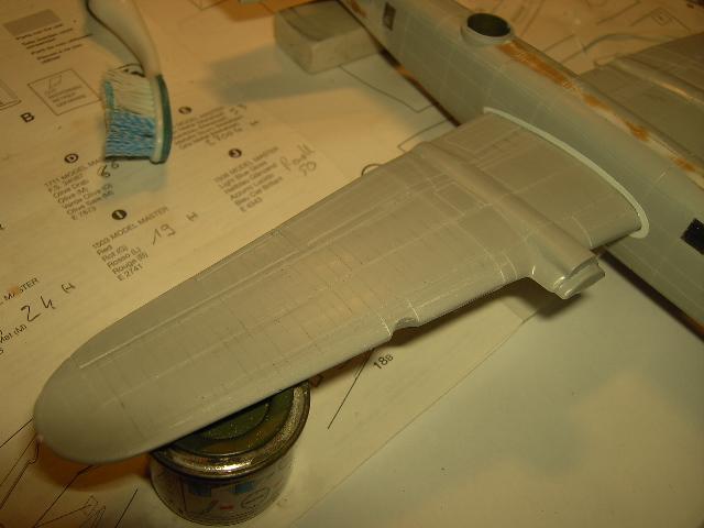 B-25C mitchell Pict8826